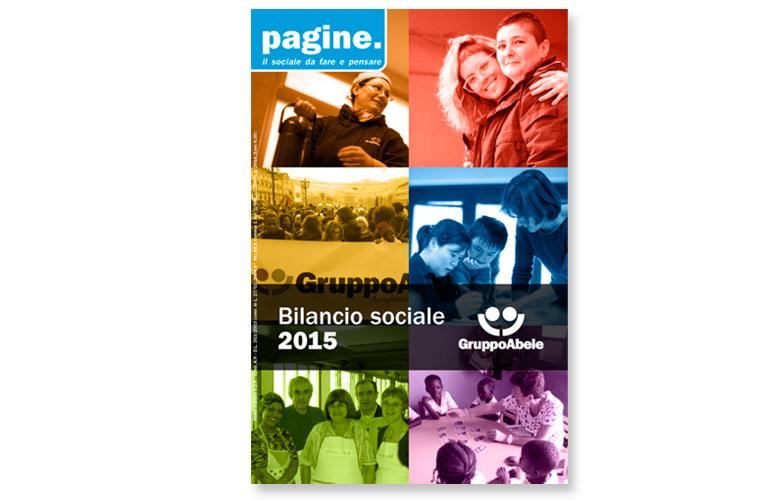 GRAFICA | Gruppo Abele ONLUS - Bilancio sociale 2015