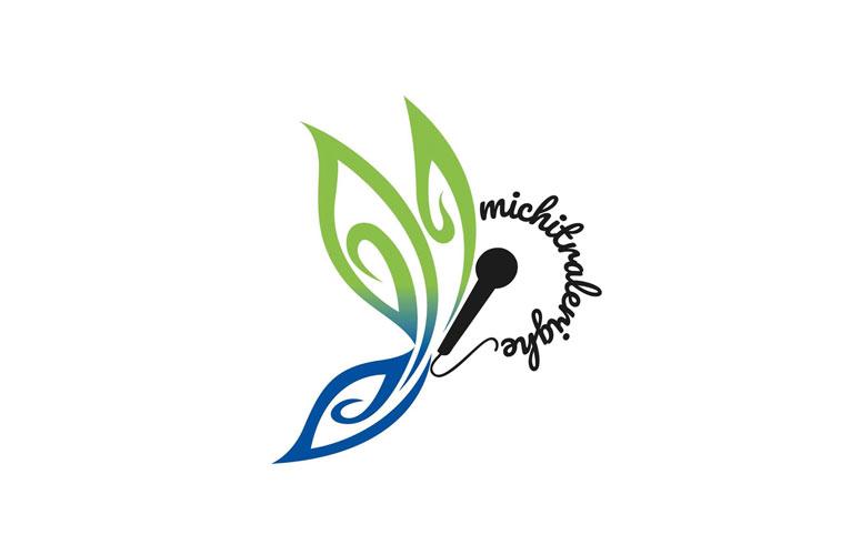 GRAFICA | Michi tra le righe - Logo